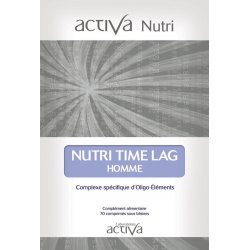 Nutri Time Lag Hombre y Mujer