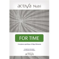 Nutri For Time Hombre y Mujer